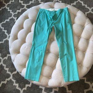 JCrew Cafe Capri pants size 4